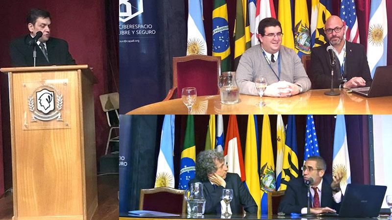PFA - X Seminario Internacional de Cibercrimen
